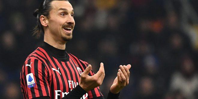 """Ибрахимовиќ му кажа """"чао"""" на Милан"""
