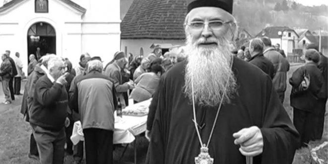 Владиката Милутин од СПЦ почина од коронавирус