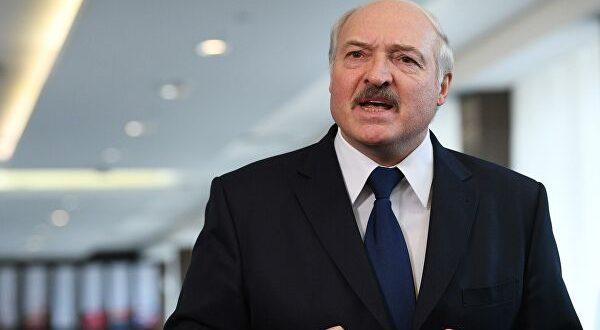 Лукашенко бос на интервју (ФОТО)