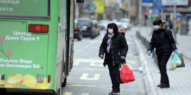 ФОТО: Позитивни 617 лица од Ковид-19, во овие 10 македонски градови нема ниту еден заболен