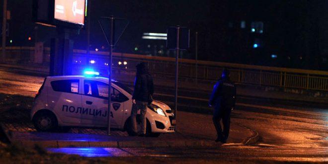 Три возила учествуваа во несреќата на патот Штип-Радовиш кај патоказот за село Љуботен