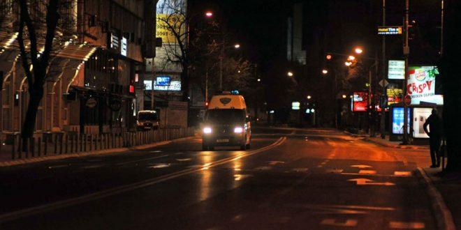 Комисијата предлага: Полициски час во Скопје, Тетово, Куманово и Штип