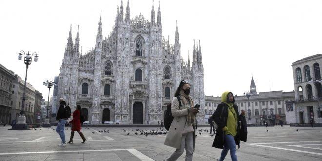 СЗО: Блокадите во Италија ќе доведат до стабилизација