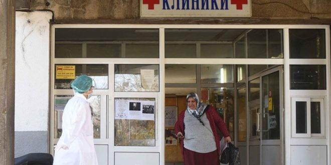 На Инфективна починаа 4 пациенти заболени од коронавирус, регистрирани се 29 нови случаи