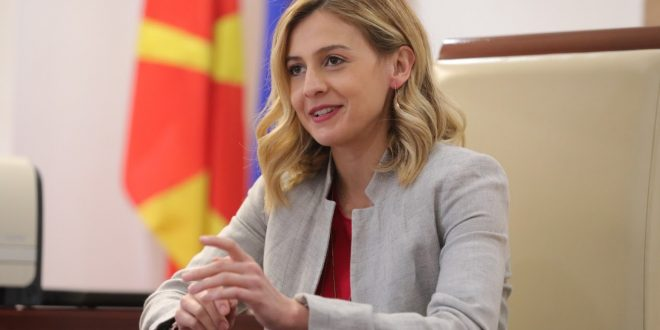 Ангеловска: Заштитата на банкарскиот сектор не значи дека Владата не бара од банките да се солидализираат