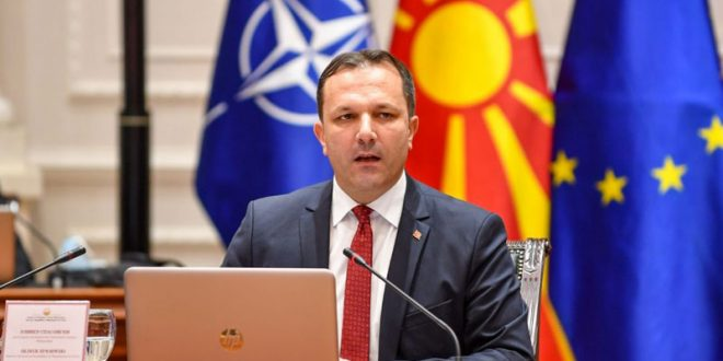 Спасовски: Бројките на новоинфицирани случаи е апел да се почитуваат сите мерки и протокол