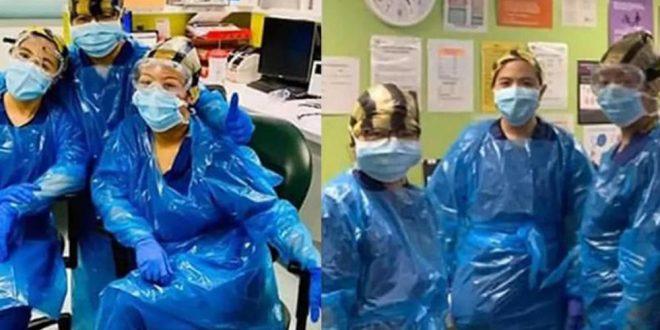 Драма на медицинските сестри кои лечат корона пациенти: Носеа кеси за ѓубре затоа што немаа друга опрема, сега сите се заразени