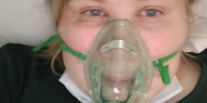 Руска новинарка ги документираше нејзините последни денови под коронавирусот