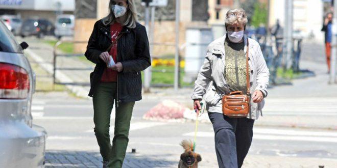 Казнети 297 лица за неносење маска