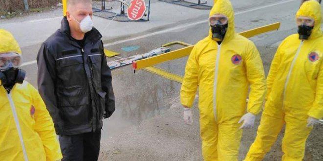 Џафероски: ДЗС нема вработени заразени од КОВИД-19