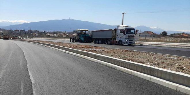 Во завршна фаза: Булеварот Христијан Тодоровски ќе овозможи директен излез на обиколницата од центарот на градот