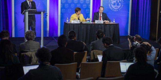 Георгиева: Повеќе од 90 земји бараат помош од ММФ