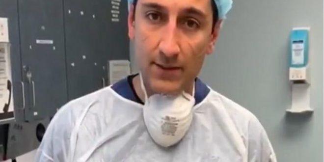 Њујоршки доктор предупредува: Кој тип на мажи имаат поголем ризик од инфекција со коронавирус и потешко можат да се излечат? (видео)