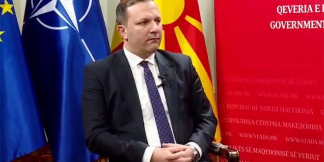 Спасовски: Во време на криза, секој од нас мора да изгуби нешто