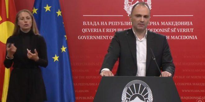 Филипче: Ќе има Модуларна болница и евентуално сместувачки капацитет до Пулмологија