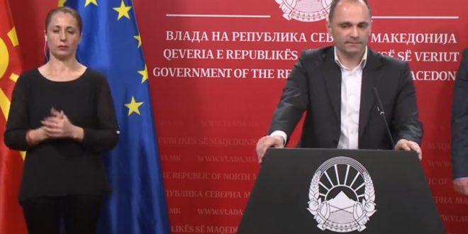 Филипче: За празниците ќе важат истите мерки како за викендите