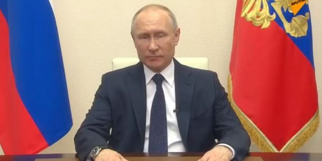 Во Русија има значително помалку смртни случаи отколку во други земји, тврди Путин