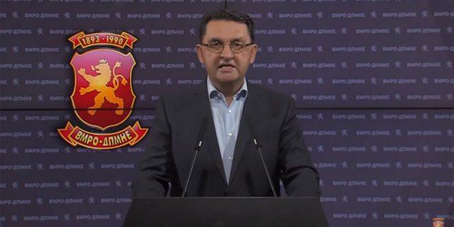 ВМРО-ДПМНЕ повикува да се разгледа нивниот предлог за зголемување на ликвидност во ПИОМ (ВИДЕО)