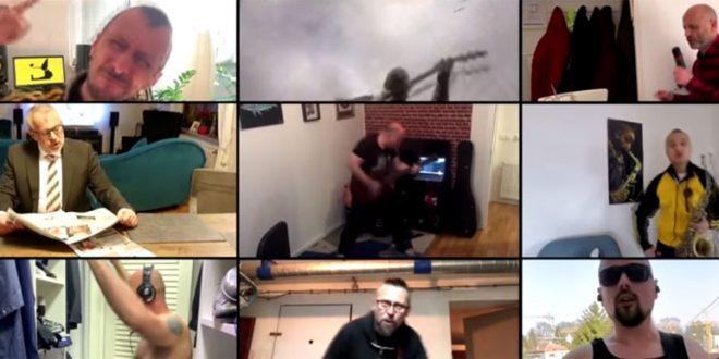 Музичари од бивша Југославија пеат заедно: И ова ќе помине! (ВИДЕО)