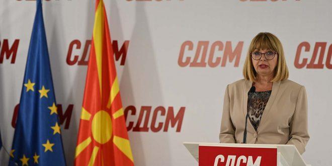 Калеска-Ванчева: Го живееме новото нормално, заедно да го заштитиме здравјето и да ја рестартираме економијата
