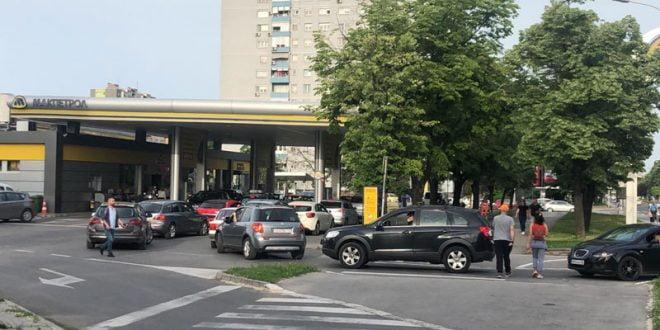 Поскапуваат бензините, поевтинува дизелот