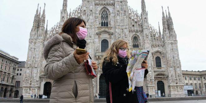 Италија: 593 новозаразени со коронавирус, ситуацијата во Ломбардија е загрижувачка