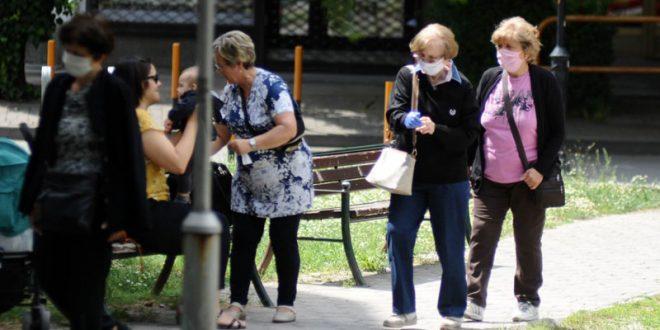 Починаа осум лица, регистрирани нови 94 случаи со Ковид-19 во земјава