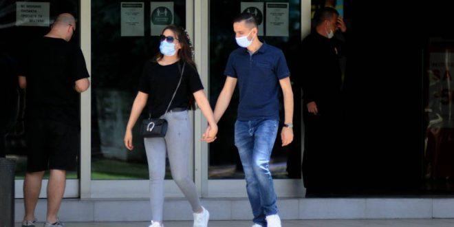 Активини 84 случаи: Скоро половина од заразените во Скопје се од Чаир