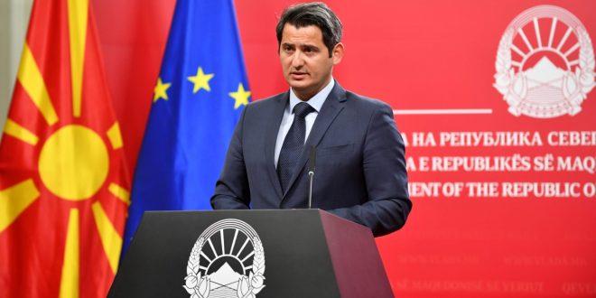 Нуредини: Полека го учам македонскиот јазик, обврска е за мене