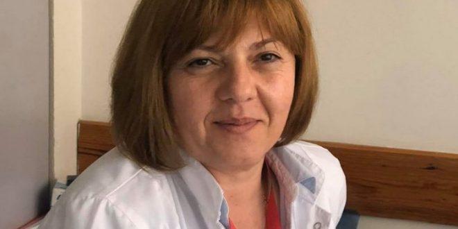 Д-р Стевановиќ: Најстариот пациент на Инфективна е на 94 годишна возраст за која го очекуваме контролниот брис