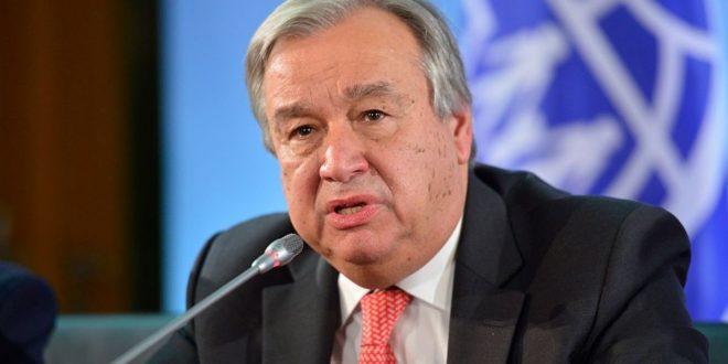 Гутереш повика за простување на долговите на земјите во развој