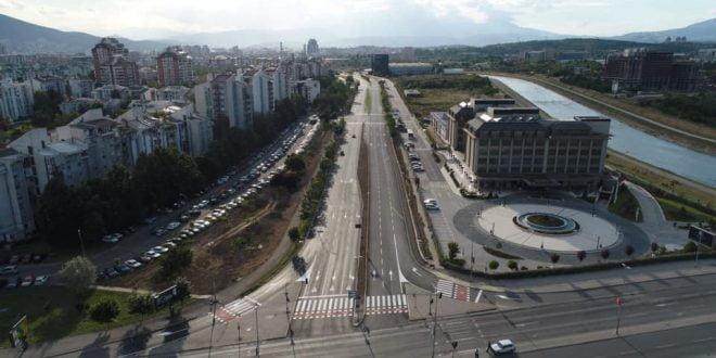 Шилегов: Добро утро Скопје  ова е твојот нов булевар АСНОМ