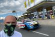Иџе возеше низ празното Скопје во чест на сите што што се борат со пандемијата (видео)