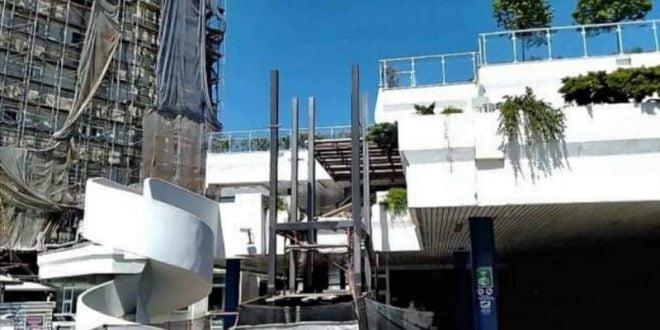 Отстранет е панорамскиот лифт кај кружните скали во ГТЦ