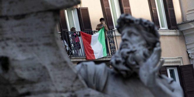 Како властите во Италија го заплашуваат народот? (ВИДЕО)