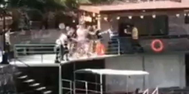 Седум лица заработија кривични пријави за насилството во Матка