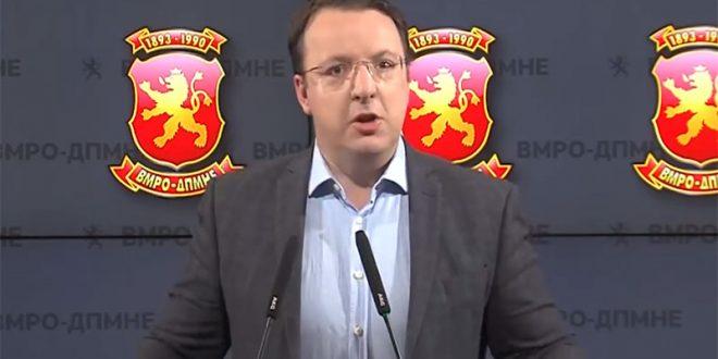 Николоски тврди дека семејството Заеви се јавува како странски инвеститор во најмалку две европски држави