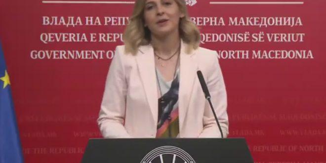 Ангеловска: Домашната платежна картичка поставува нови стандарди за работа и дебирократизација на институциите