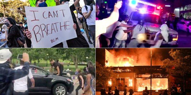 """Анкета: 64 проценти од Американците """"се наклонети кон демонстрантите"""""""