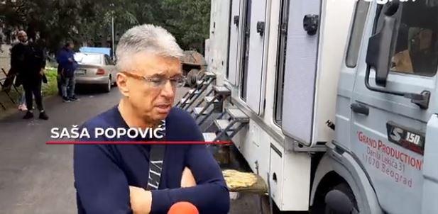 Саша Поповиќ: Добив 100 евра од државата, но јас и Брена дониравме 220 000 евра за медицинска опрема