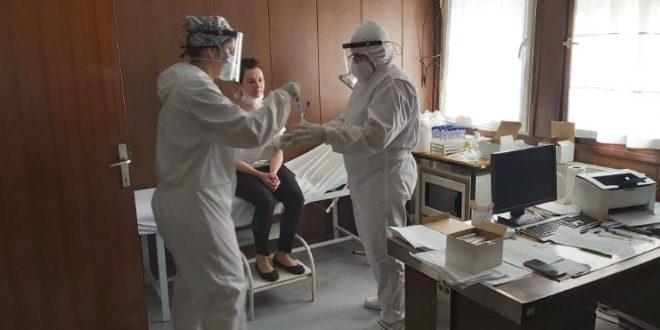 """110 вработени во ЈОУ """"Детска радост"""" во Гевгелија се негативни на коронавирусот"""