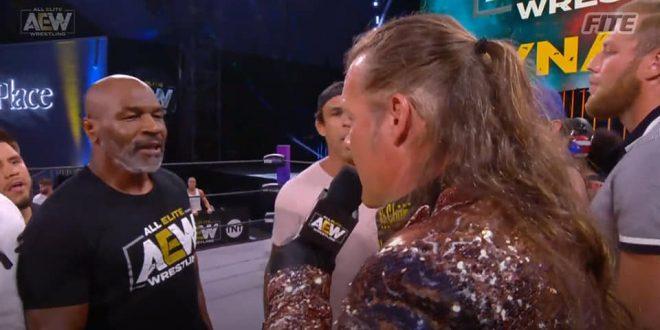 Тајсон станал предмет на потсмев откако се посрамотил на рингот (видео)