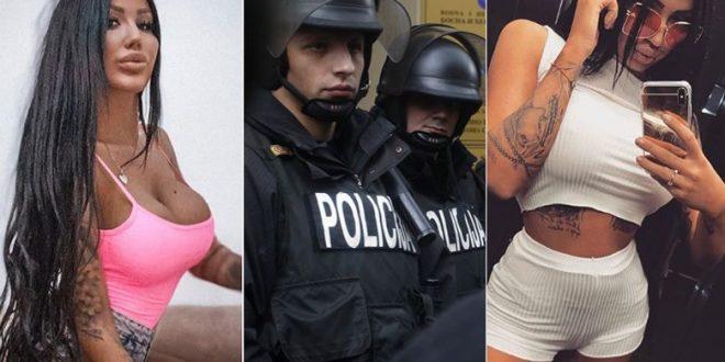 Српска старлета уапсена поради проституција и трговија со дрога: Детали од големата акција на полицијата во Република Српска (фото)