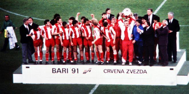"""""""Дарко, Дарко, Дарко…"""": Пред 29 години, Црвена Ѕвезда стана европски шампион (видео)"""