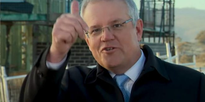 """""""МАРШ ОД МОЈОТ ТРЕВНИК!"""" – Сопственик на имот го избркал австралискиот премиер од прес-конференција (ВИДЕО)"""