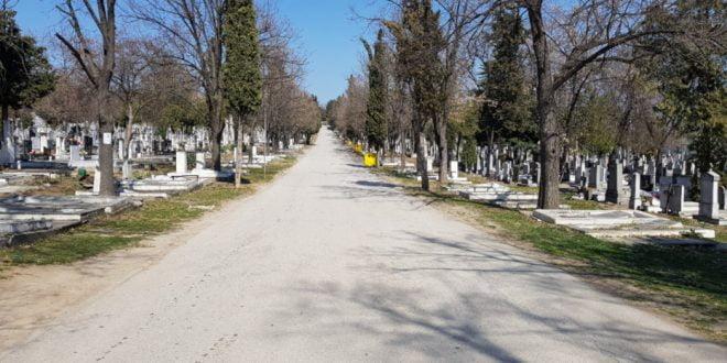 Забранета посетата на гробиштата за Задушница и Духовден