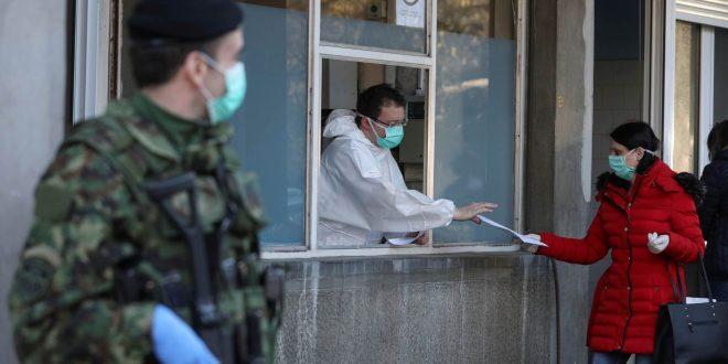 Србија: Уште 325 новозаразени, 8 лица починаа