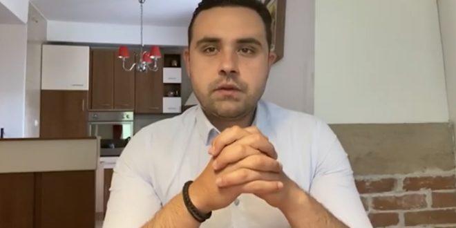 Костадинов: Тежок ден за мојата Струмица