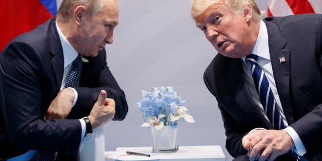Трамп: Здравиот разум налага да се повика Путин