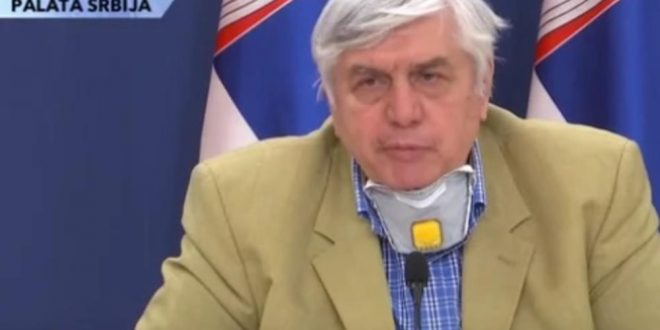 Тиодоровиќ: Здравствениот систем е оптоварен, мислам дека е на работ на издржливост